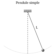 pendule simple