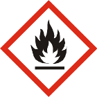 image du pictogramme inflammable
